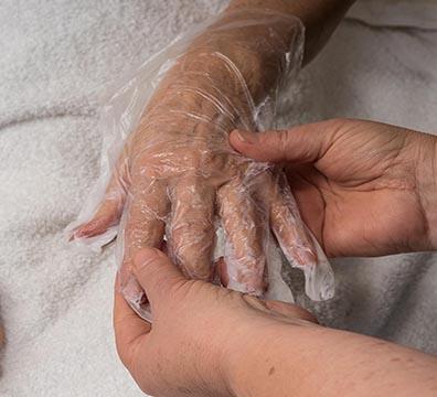 keratine behandeling voor handen en nagels